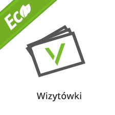 Wizytówki Eco