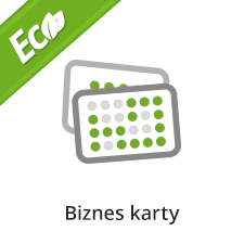 Biznes Karty Eco