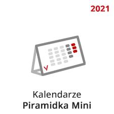 druk firmowych kalendarzy Standard XL