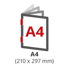 katalogi szyte A4