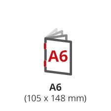 katalogi szyte format A6