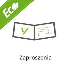 Zaproszenia Eco