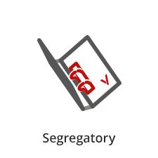 segregatory dla firm, druk segregatorów