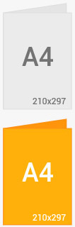 format 210x297 mm