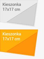 Kieszonka 17x17 cm