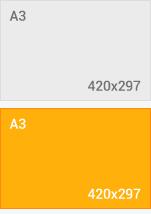 foramat 420x297 mm