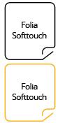 Foliowanie Soft Touch